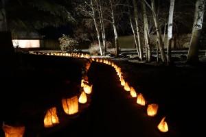 Luminaria Night 1